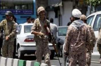 ईरान में बासीज अर्धसैन्य अड्डे पर हमला, एक की मौत, पांच घायल