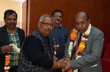 video डॉ. पीसी व्यास ऑल इंडिया फॉरेंसिक एसोसिएशन के अध्यक्ष बने