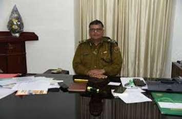 video जोधपुर रेंज के पांच पुलिस निरीक्षकों के तबादले