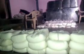 VIDEO: मुंबई में 400 किलो नकली पनीर बरामद, अवैध फैक्ट्री में चलाय जा रहा था यह गोरखधंधा