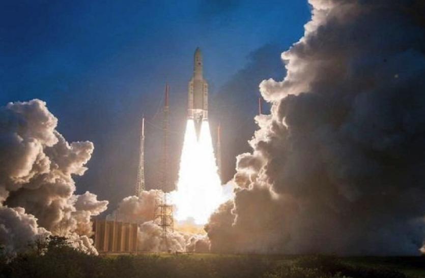 भारतीय संचार उपग्रह एरियन रॉकेट से होगा लांच, 15 साल की होगी जीवन अवधि