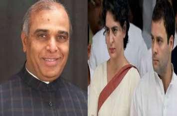 बीजेपी विधायक ने प्रियंका गांधी और राहुल गांधी पर बोला हमला, एक्सपेरिमेंट कर रही है कांग्रेस