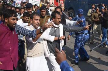 उपेंद्र कुशवाहा पर लाठीचार्ज से गरमाई बिहार की सियासत, रालोसपा ने कल बुलाया बंद