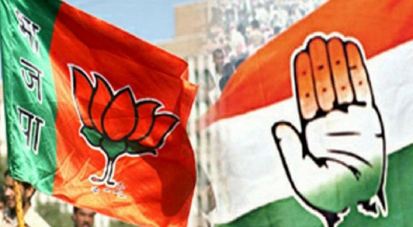 12 सीटों पर कांग्रेस की राह मुश्किल, भाजपा को भी 9 में हार की आशंका