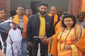 गांधी के पुतले को गोली मारने का मामला, सोमवार को देशभर में विरोध प्रदर्शन करेगी कांग्रेस