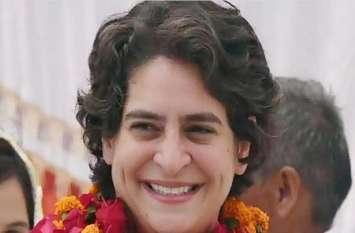 लोकसभा चुनाव: कर्नाटक में भी पार्टी के लिए चुनाव प्रचार कर सकती हैं प्रियंका