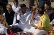 पुष्कर में बताई थी राहुल गांधी ने अपनी गोत्र,  शुरू करेंगे ब्रह्माजी के शहर से चुनाव अभियान