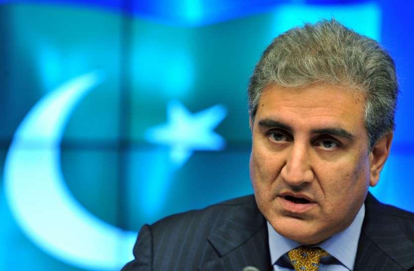पाक विदेश मंत्री ने ईरान और अमरीका से मध्यस्थता का प्रस्ताव दोहराया