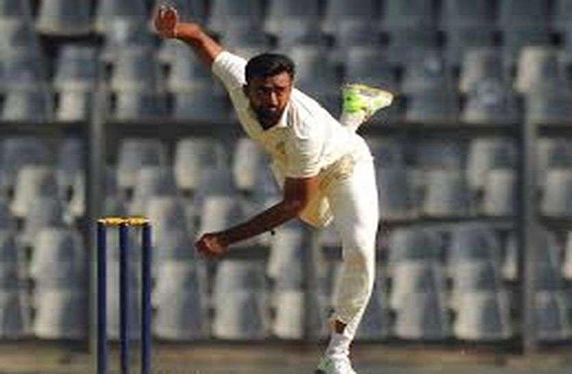 रणजी ट्रॉफी फाइनल : गेंदबाजों के शानदार प्रदर्शन से पहले दिन विदर्भ पर सौराष्ट्र का पलड़ा भारी