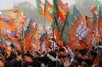 कांग्रेस की  कर्ज माफी  धोखा : रामलाल शर्मा