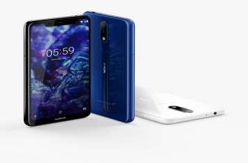 Flipkart पर काफी कम कीमत में मिल रहा Nokia 5.1 Plus और 6.1 Plus स्मार्टफोन, जानें अन्य ऑफर्स