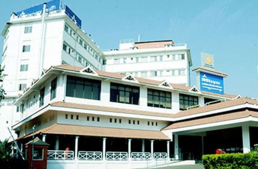 नारायण हृदयालय के एमडी व सीइओ ने दिया इस्तीफा