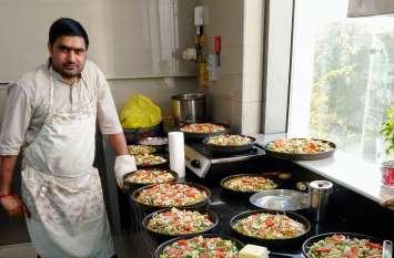12वींं की पढ़ाई छोड़ शुरू की कुकिंग , अब खाना बनाकर कमाते हैं 10 लाख सालाना, पढि़ए नर्बदाशंकर की सफलता की कहानी..