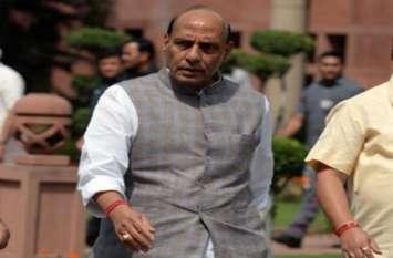 CBI विवाद: राजनाथ ने कहा-चिटफंड घोटाले के आरोपियों को राजनीतिक संरक्षण, ममता के समर्थन में पूरा विपक्ष