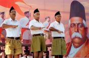 आरएसएस ने दी शहीदों को श्रद्धांजलि और सरकार के बारे में कही ये बात