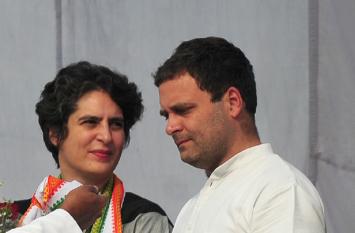 अमरीका से लौटीं प्रियंका गांधी, राहुल गांधी के साथ बैठक में करेंगी चुनावी रणनीति पर चर्चा