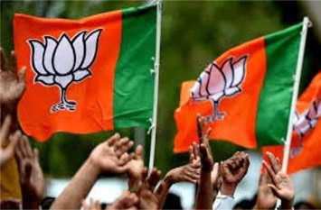 कांग्रेस की कर्जकाफी धोखा : रामलाल शर्मा