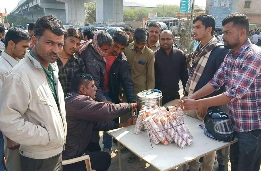 रोग प्रतिरोधक क्षमता बढ़ाने के लिए नागौर रेलवे स्टेशन पर आज पिलाएंगे काढ़ा