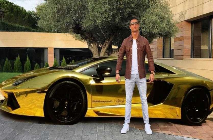 Cristiano Ronaldo की एक Car देती है कोहली की सभी कारों को टक्कर, कीमत जानकर रह जाएंगे दंग