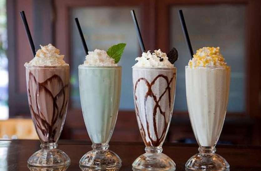 पढ़े काम की खबर: अब आइसक्रीम-मिल्क शेक व कॉफी पर आया संकट