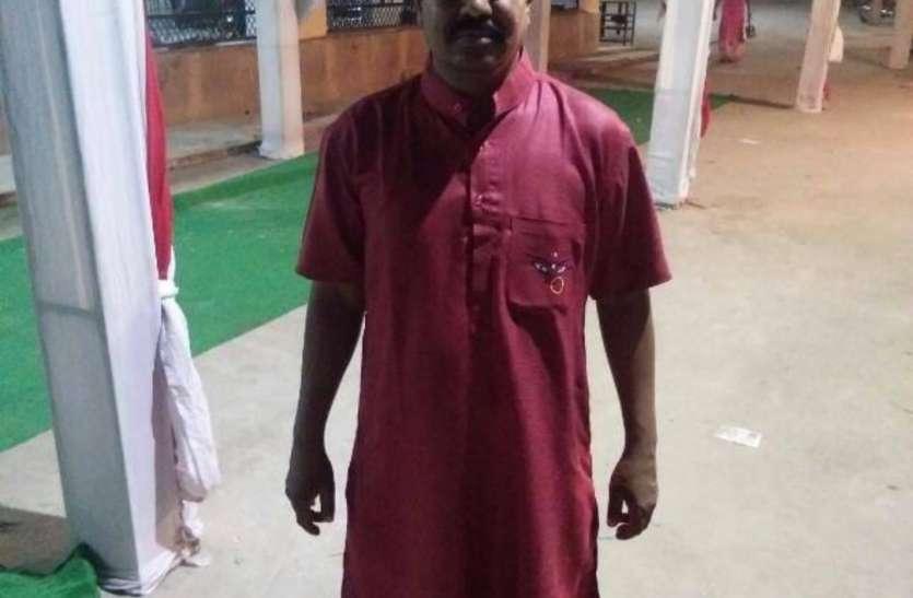 पार्षद के भाई की मिली लाश, हत्या का संदेह, फतहनगर में विरोध