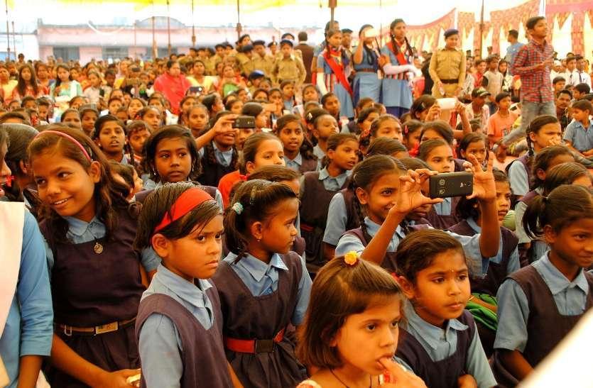 Photo Gallery : स्नेह सम्मेलन में बच्चों ने दिखाई प्रतिभा देशभक्ति के साथ बिखरे छत्तीसगढ़ और राजस्थानी संस्कृति के रंग