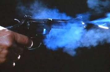 पूर्व सपा जिलाध्यक्ष ने चलाई अपने भाई पर गोली, मौके से हुआ फरार