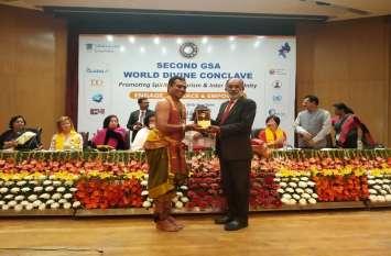 कलाक्षेत्र फाउंडेशन के कृष्ण कुमार को स्वर्ण कमल राष्ट्रीय पुरस्कार