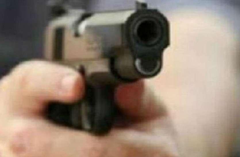 पुलिस ने पकड़ा गोली कांड का आरोपी, 8 जनवरी को चचेरे भाई ने मारी थी गोली