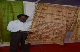 यहां की साड़ी को देखकर डॉ. अब्दुल कलाम हो गए थे खुश, दिल्ली में दिया था राष्ट्रीय पुरस्कार