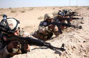 इराक के हाथ लगी बड़ी कामयाबी, एक ही बार में ढेर किए 5 आईएस आतंकवादी