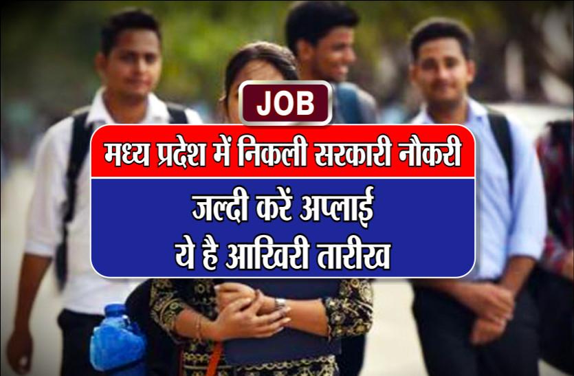 MP में कांग्रेस सरकार ने 45 हजार युवाओं के लिए निकालीं नौकरी, जानें कब से भराएंगे फार्म