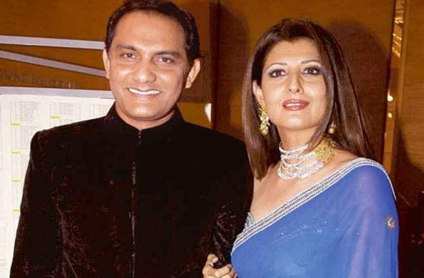 Birthday Special: Mohammad Azharuddin And Sangeeta Bijlani Lovestory -  Birthday Special: शादीशुदा होने के बावजूद इस हीरोइन पर मर मिटे थे क्रिकेटर  मोहम्मद अजहरुद्दीन, पार कर दी थी ...