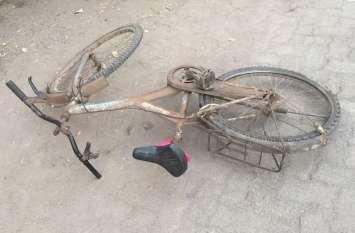 खटोदरा में साइकिल सवार युवक की हत्या