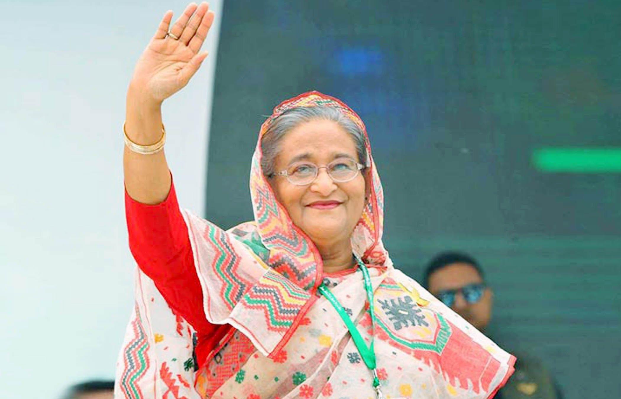 बांग्लादेश को नए मुकाम पर लेकर जा सकती हैं शेख हसीना