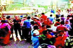 हादसा: घर लौट रहे मजदूर को कुचलते हुए निकल गया ट्रैक्टर, हुई दर्दनाक मौत