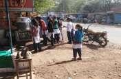 स्कूल और आंगनबाड़ी में जल संकट
