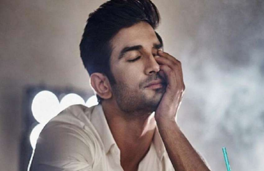 Sushant Singh Rajput talk about how he sign a movie