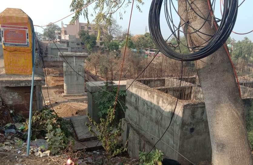 11 साल में नहीं बन सका कटनी नदी पुल, अब पांच माह में पूरा करने की चुनौती, जानिये क्यों