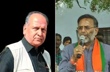 नागर का पलटवार, बोले 'मंत्री नहीं बनाने से बौखला गए हैं भरत सिंह, उन्हें खुद को नहीं पता कि वे क्या बोल रहे हैं...'