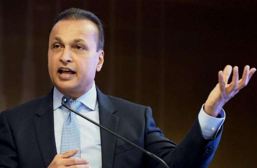अनिल अंबानी को एलएंडटी फाइनेंस, एडिलवीस समूह की वजह से हुआ 13 हजार करोड़ रुपए का नुकसान