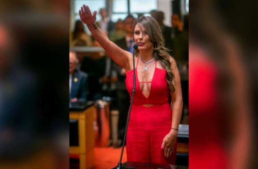 ब्राजील: महिला सांसद ने पहनी ऐसी ड्रेस कि मिलने लगी रेप की धमकियां, फिर सांसद ने उठाया ये कदम