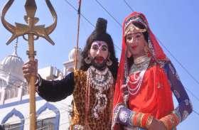 श्रीगंगानगर...शोभायात्रा में उमड़ा उत्साह......... देखें खास तस्वीरें