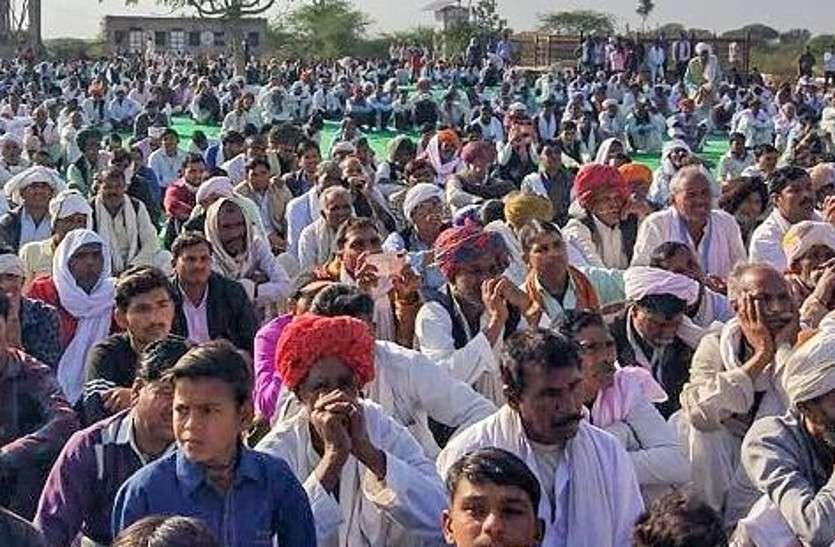 Gurjar Aandolan: दौसा के सिकंदरा चौराहे पर गुर्जर समाज के नेताओं की गुप्त बैठक में बड़ा फैसला