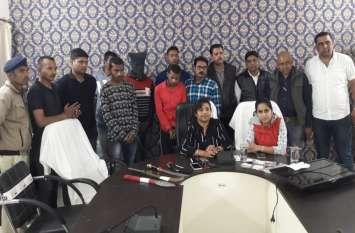 छत्तीसगढ़ में पांच बड़ी लूट की वारदात को अंजाम देने वाले गिरोह का सरगना ओडिशा से गिरफ्तार, पुलिस को चकमा देकर हुआ था फरार