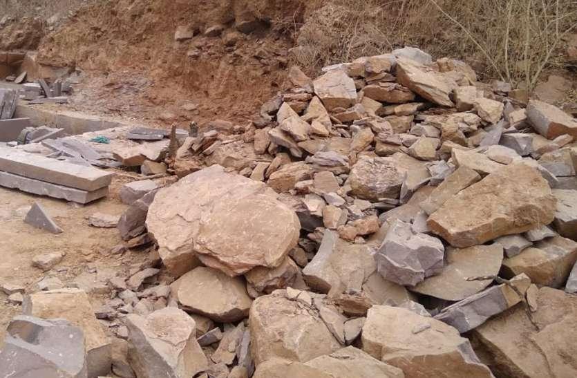 फर्शी-पत्थर एमपी के और सप्लाई यूपी-बिहार को, जानिए कैसे