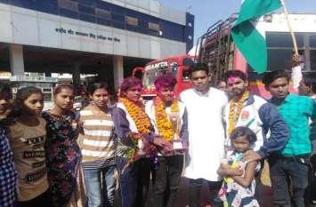 अंतरराष्ट्रीय बाल बैडमिंटन चैम्पियनशिप : नेपाल को हराकर भारतीय टीम विजयी, टीम में बालोद के तीन खिलाड़ी