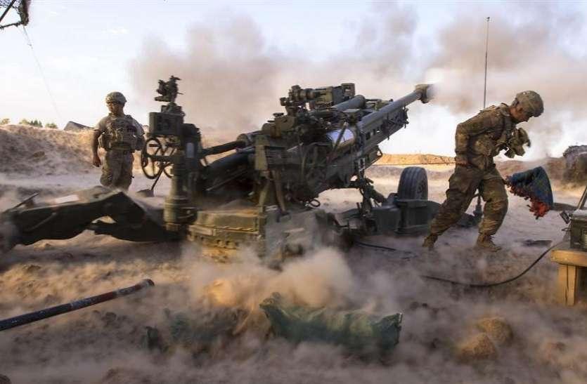 इराक: आईएस से निर्णायक लड़ाई की ओर बढ़ी संयुक्त सेना, आतंकियों ने क्षेत्र में बिछाईं माइंस
