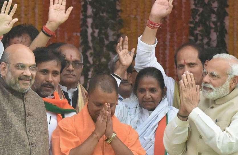 लोकसभा चुनाव को लेकर भाजपा ने कराया सर्वे, यूपी में हो रहा है 51 सीटों का नुकसान