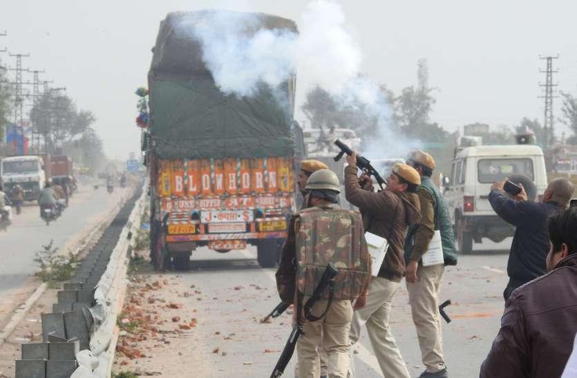 राजस्थान में गुर्जर आंदोलन के चलते इन जिलों में जारी हुआ अलर्ट, यहां अर्द्धसैनिक बल संभालेंगे मोर्चा